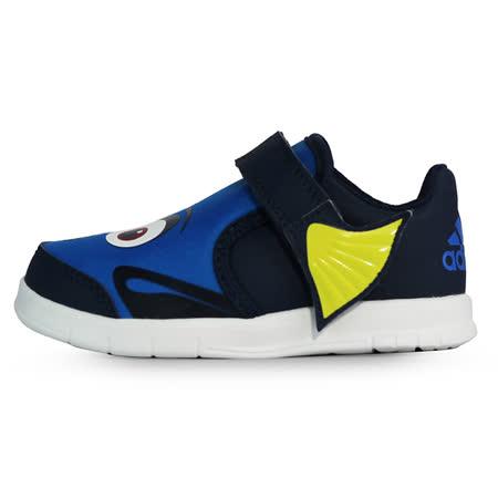 adidas  童 DISNEY NEMO CF I  愛迪達  經典復古鞋 - S78641