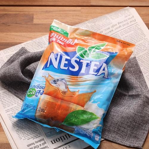 ~NESTEA~泰式雀巢奶茶^(455g^~1袋^)