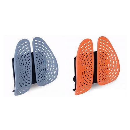 護腰減壓雙背墊 (2色可選 - 橘 / 灰)