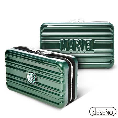 Marvel-漫威硬殼多功能盥洗包(浩克)