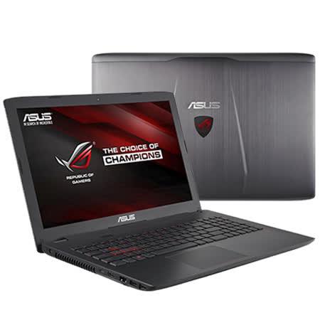 【ASUS華碩】GL552VL-0023B6700HQ  15.6吋FHD i7-6700HQ 1TB硬碟+128SSD 8G記憶體 GTX965 2G獨顯 超強效能電競機--加贈8G記憶體