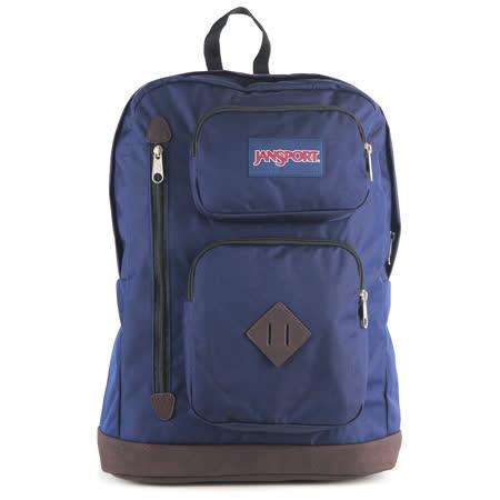 JanSport 校園背包 (AUSTIN)-幻象藍