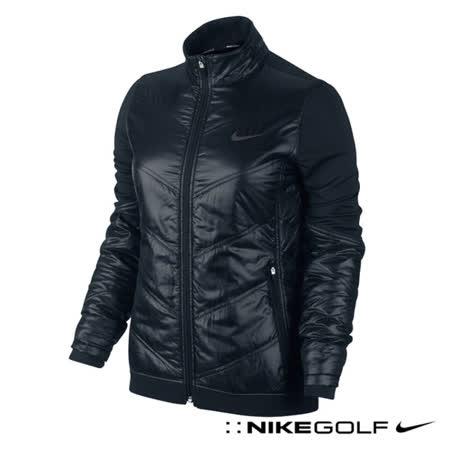 NikeGolf 女子運動機能防風保暖外套(黑)623017-010