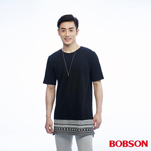BOBSON 男款長版 上衣^(26031~88^)