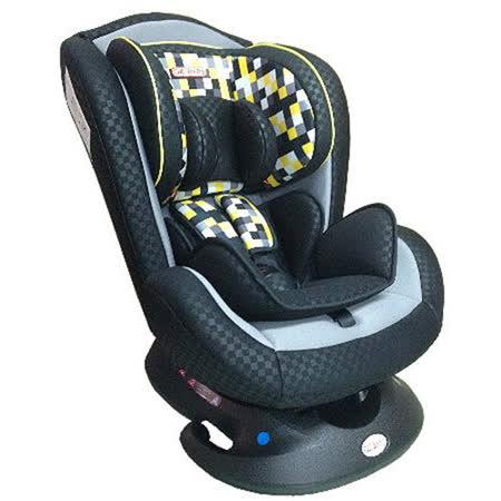 Ok baby 0-7歲 汽車安全座椅(紅黑/黃格子黑)