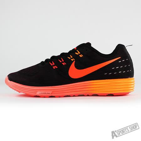 NIKE (男) NIKE LUNARTEMPO 2 慢跑鞋 黑橘-818097016