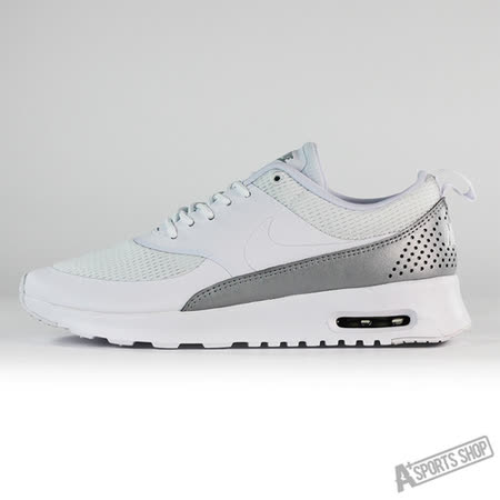 NIKE (女) WMNS NIKE AIR MAX THEA TEXT 休閒鞋 白-819639100