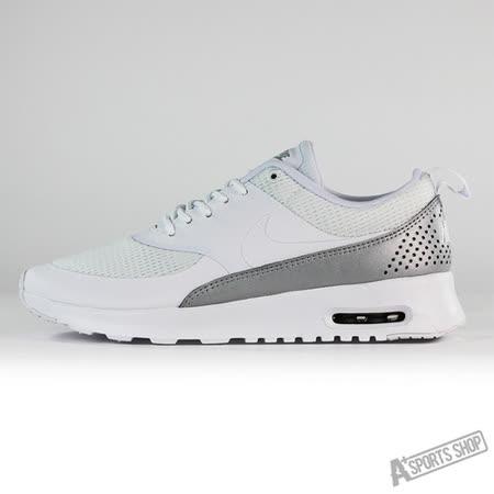 NIKE (女) WMNS NIKE AIR MAX THEA TEXT 休閒鞋 白-819639100