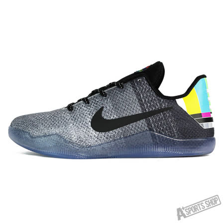 NIKE (女) KOBE XI BG 籃球鞋 漸層灰-822945002