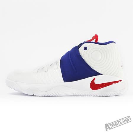 NIKE (女) KYRIE 2 BG 籃球鞋 白-826673164