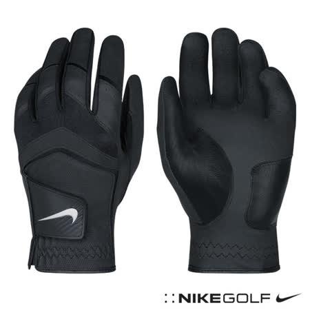 NIKE GOLF DURA FEEL VIII REG LH JF 高爾夫單手套(黑)GG0479-001