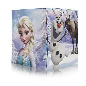 美國進口Disney FROZEN 盒裝面紙 85抽