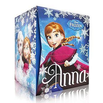 美國進口Disney FROZEN 卡通系列 盒裝面紙 85抽