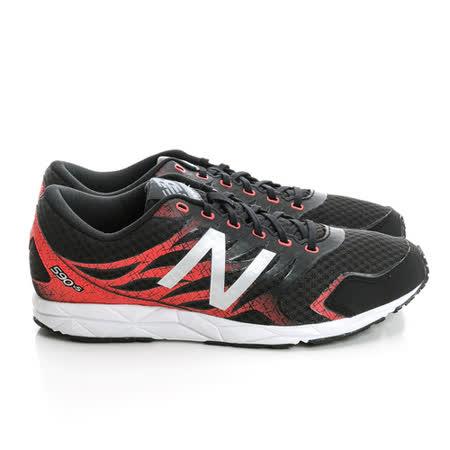 NEW BALANCE (男) 輕量慢跑鞋 黑M590LB5