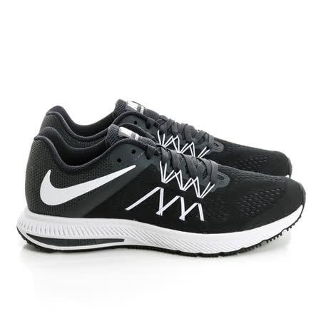 NIKE (男) 慢跑鞋 黑白831561001