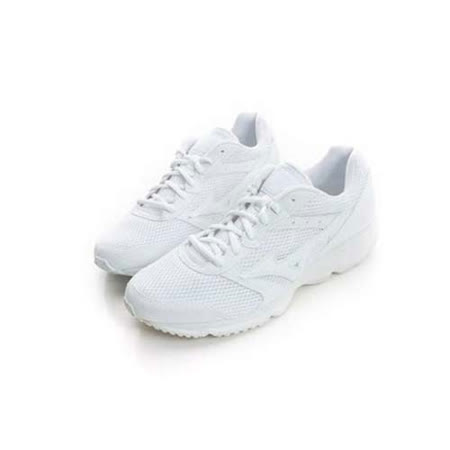 MIZUNO(男) 慢跑鞋 白K1GA161401