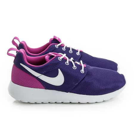 NIKE(女/童)休閒鞋 紫599729506