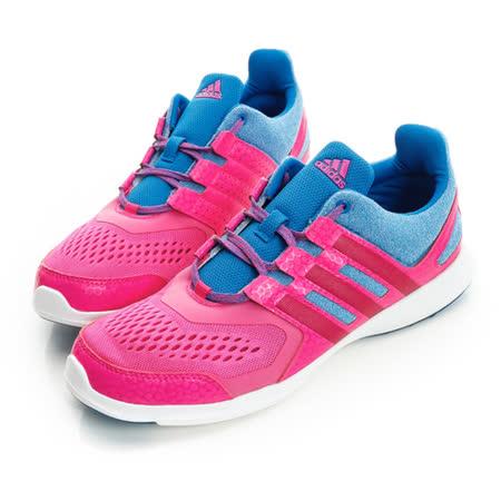 adidas (女) 復古鞋 粉/藍AF4511