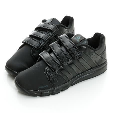 adidas (童) 復古鞋 黑D67537