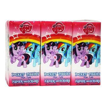 My Little Pony 紙手帕 6包 6包(10張/包)