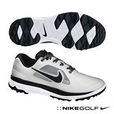 Nike Golf FI IMPACT W 男運動高爾夫鞋(白)611511-003