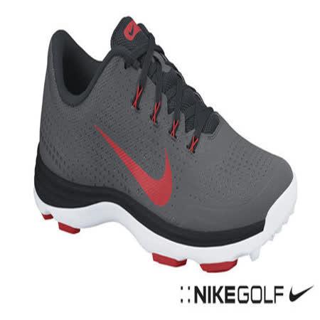 NikeGolf LUNAR CYPRESS W 男段高爾夫球鞋(深灰)652523-002