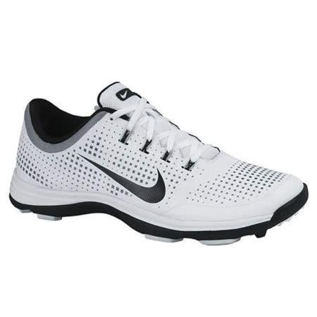 Nike Golf LUNAR CYPRESS W 男高爾夫球鞋-白652523-100