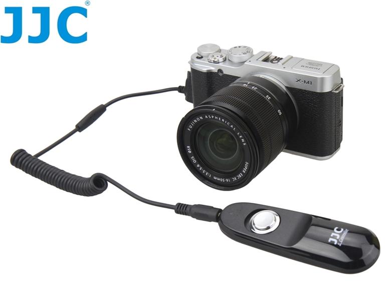 JJC快門線遙控器富士Fujifilm SF-3