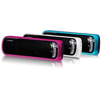 旺德USB/MP3/FM隨身音響WD-8207U