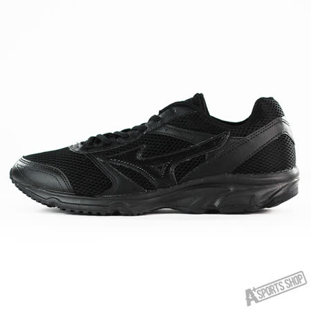 MIZUNO (男) 男慢跑鞋 MAXIMIZER 18 黑-K1GA161409