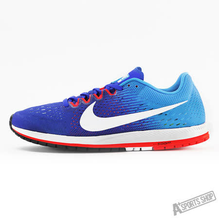 NIKE (男) NIKE ZOOM STREAK 6 慢跑鞋 藍-831413414