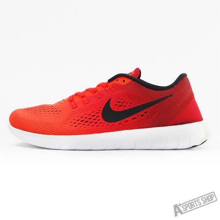 NIKE (女) WMNS NIKE FREE RN 慢跑鞋 紅831509801
