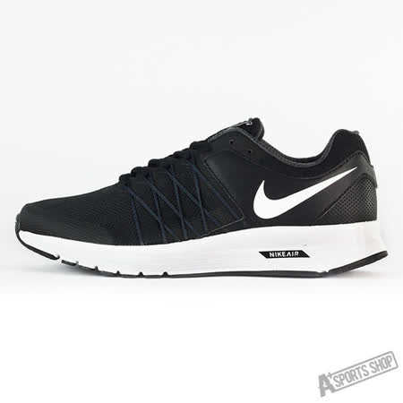 NIKE (男) NIKE AIR RELENTLESS 6 MSL 休閒鞋 黑白-843881001