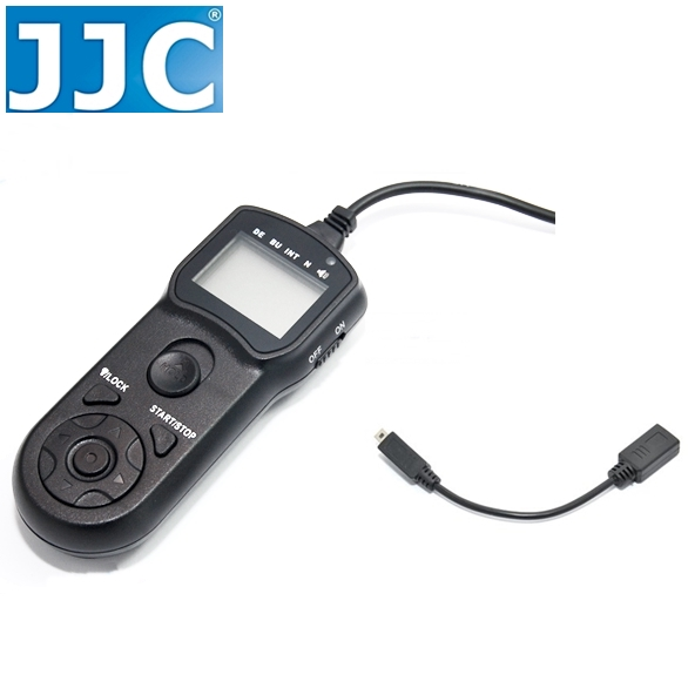 JJC副廠Fujifilm定時快門線遙控器相容RR-80A快門線即TM-K+K2O