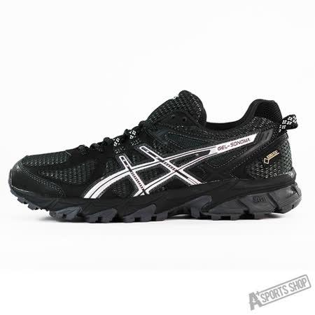 ASICS 女 GEL-SONOMA G-TX 慢跑鞋 黑-T5N7N9093
