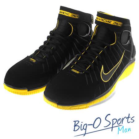 NIKE 耐吉 AIR ZOOM HUARACHE 2K4 實戰籃球鞋 男 308475003