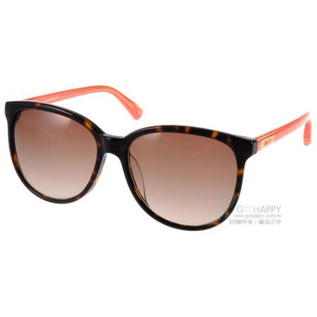 Anna Sui 太陽眼鏡 簡約LOGO貓眼款(琥珀-橘 ) #AS965 C127