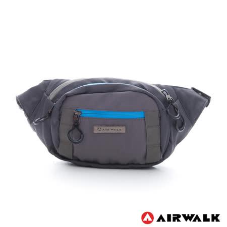 AIRWALK - 灰色地帶 走跳系列腰包 - 層次灰