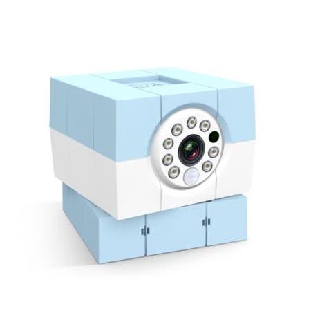 荷蘭 Amaryllo愛瑪麗歐 日夜互動監控管家 iBabi PLUS-粉藍
