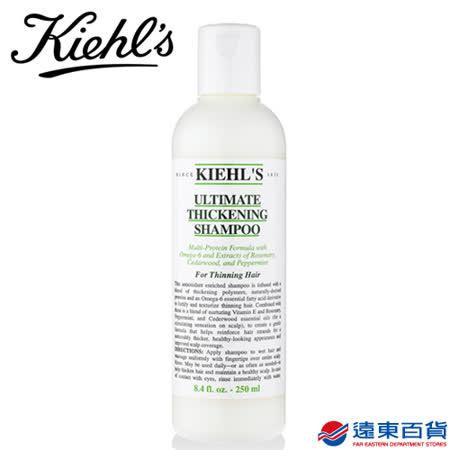 KIEHL'S 契爾氏 迷迭香薄荷強韌健髮洗髮精250ML