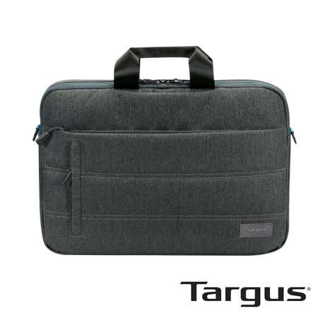 Targus Groove X Slimcase 15 吋躍動電腦側背包 - 太空灰