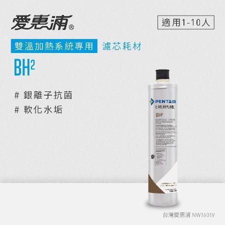 【愛惠浦公司貨】EVERPURE BH2淨水濾芯(BH2 CART)