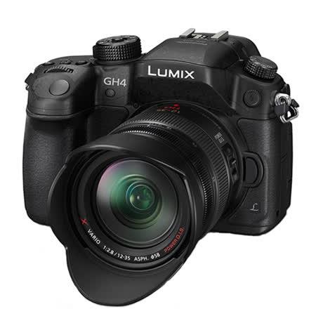 Panasonic Lumix DMC-GH4+12-35mm 單鏡組*(中文平輸)-送64G+專用鋰電池+拭鏡筆+強力大吹球+細毛刷+拭鏡布+清潔組+硬式保護貼