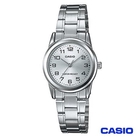 【部落客推薦】gohappy快樂購CASIO卡西歐 時尚休閒女性腕錶 LTP-V001D-7B去哪買大 远 百货
