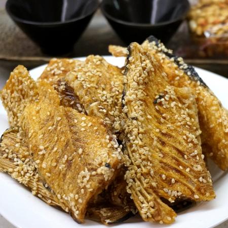 漁品軒-鰻魚酥(每包120公克)