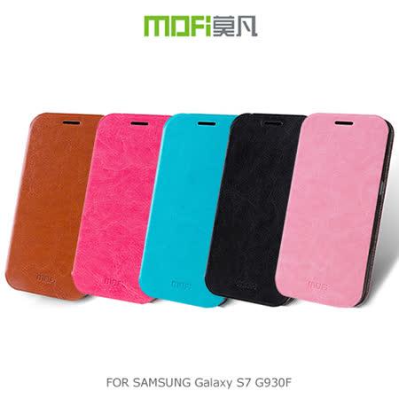 MOFi SAMSUNG Galaxy S7 G930F 睿系列側翻皮套