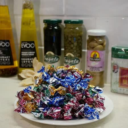漁品軒-鮪魚糖(每包120公克)