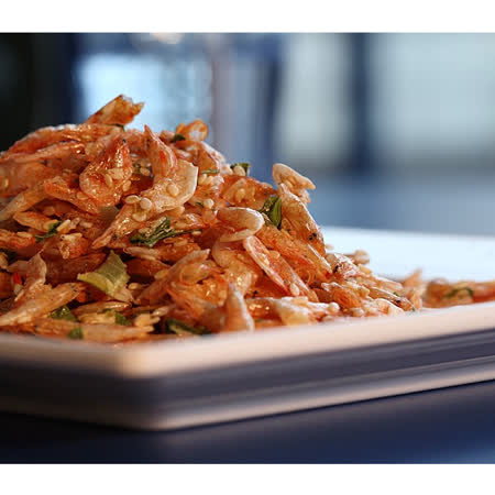 漁品軒-調味香蔥櫻花蝦-瓶裝(每瓶160公克)