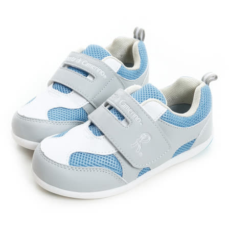 Roberta諾貝達  抗菌防臭健康矯正機能鞋 614907-水