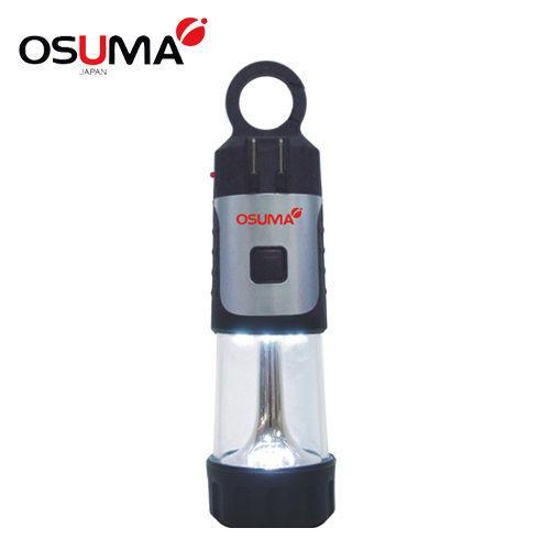 OSUMA 充電式LED露營燈 HY~1195